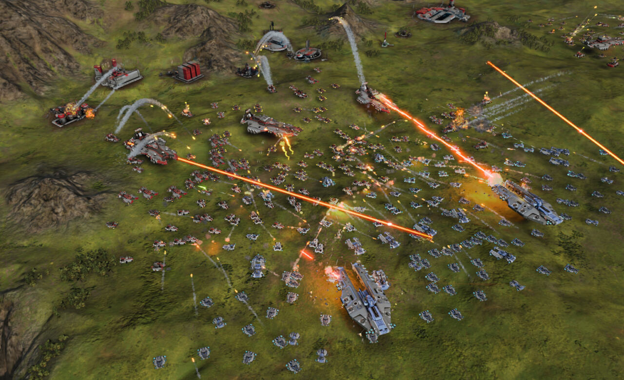 Ashes of the Singularity: the game to bring NVIDIA cards to their knees?