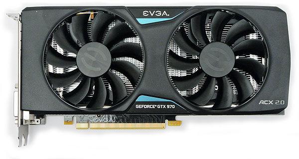 EVGA GTX 970 SC+ ACX 2.0