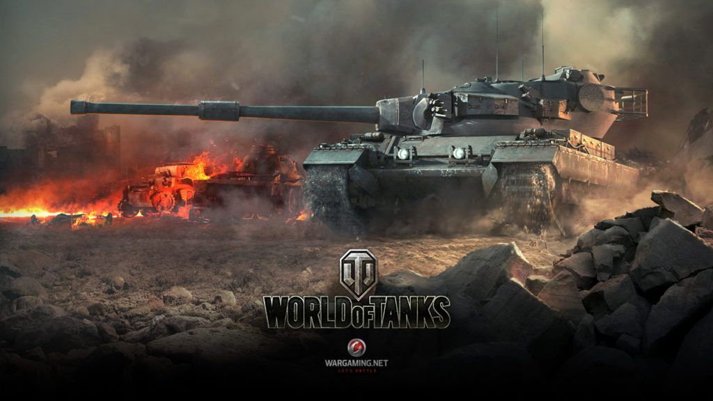 WoT intro screen