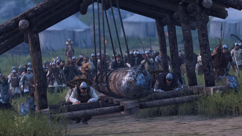 Personally, I'm most excited for Mount & Blade 2.