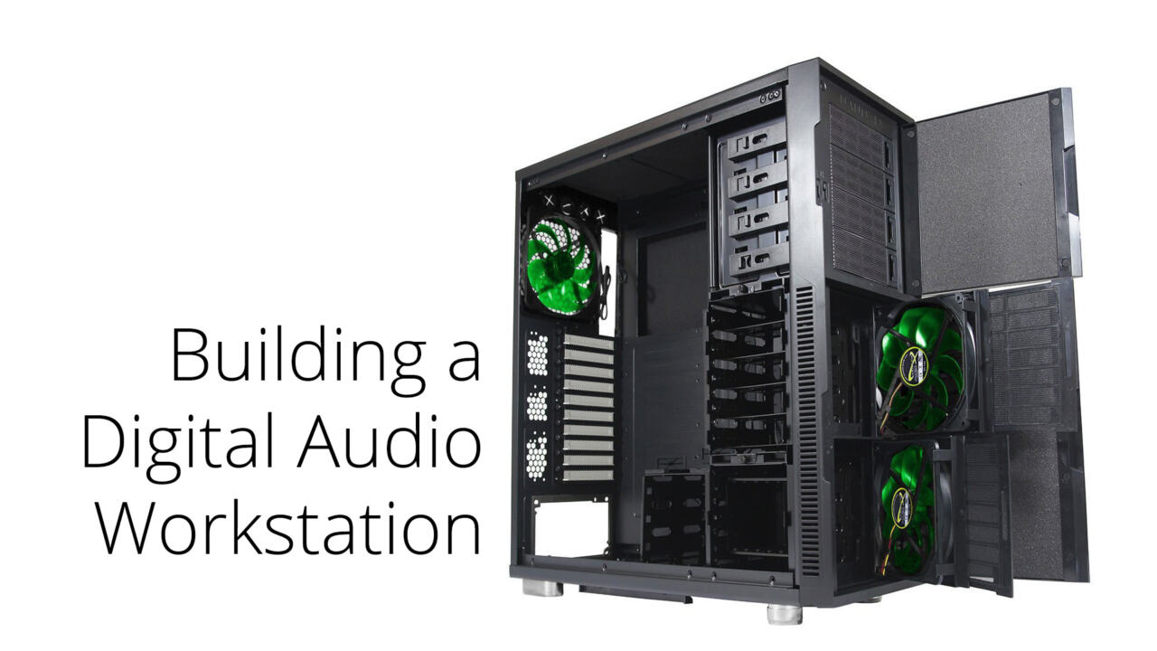 How To Build A Music Server Pc