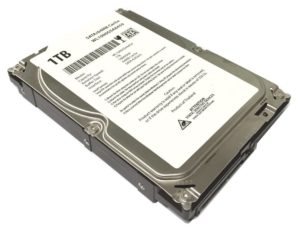 White Label 1TB HDD