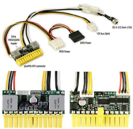 pico-PSU - R3 2200G and R5 2400G vs. Intel and NVIDIA