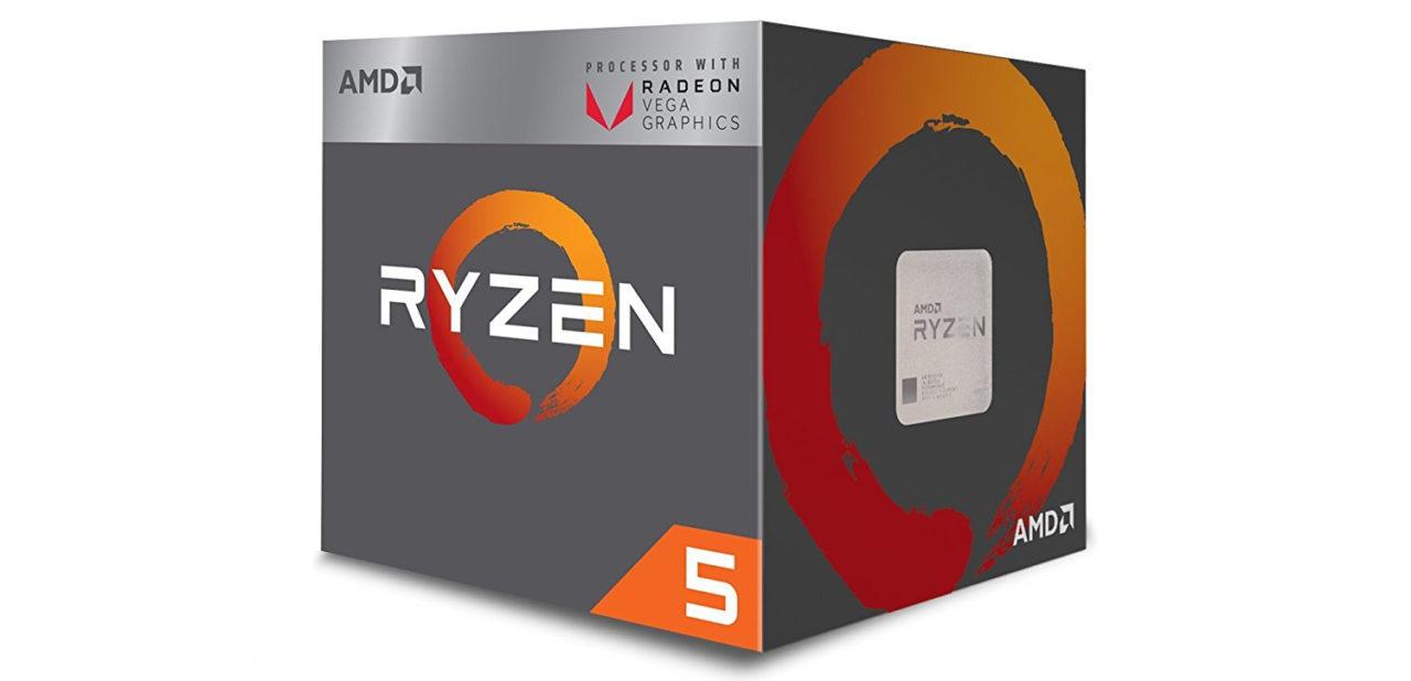 Logical Increments Ryzen APU update - R3 2200G, R5 2400G