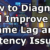 How to Diagnose and Improve In-game Lag and Latency Issues