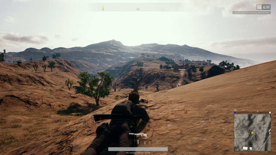 FPS Latency, PUBG