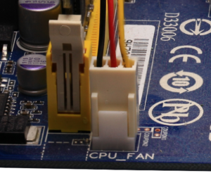 3-pin fan header