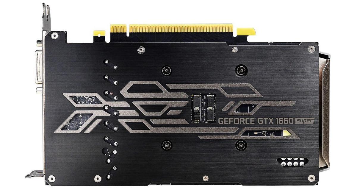 EVGA GTX 1660 Super