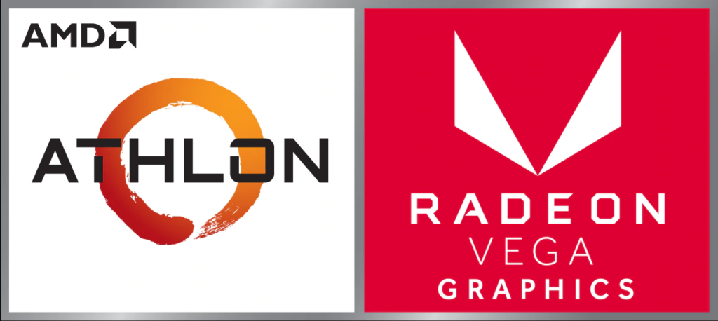amd athlon vega graphics