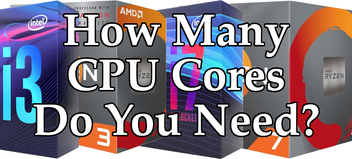 CPU Core Count