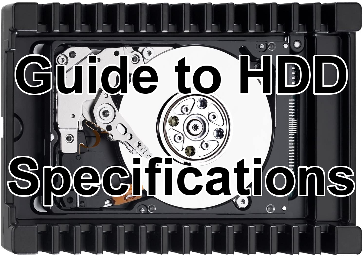 A Comprehensive HDD Specification Guide