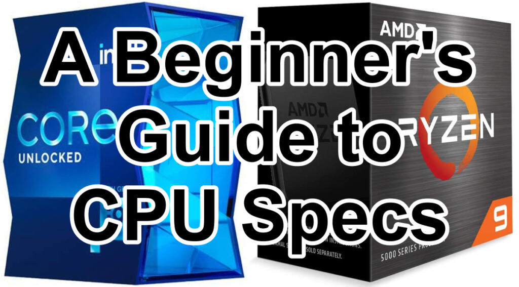 CPU's and their specs